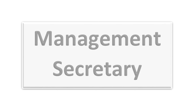 functions-of-a-management-secretary