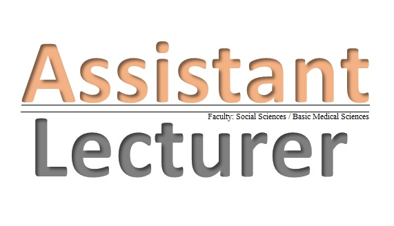 Assistant-Lecturer