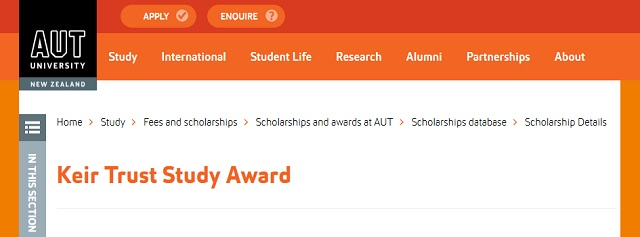 Keir-Trust-Study-Awards-at-Auckland-University-of-Technology