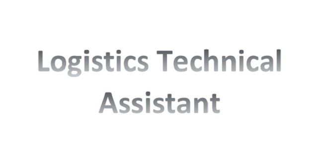 logistics-technical-assistant