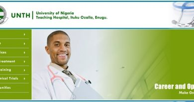 university-of-nigeria-teaching-hospital-recruitment