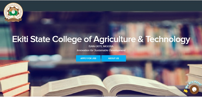 Ekiti-State-College-of-Agriculture-and-Technology